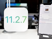 Apple İphone İOS 11.2.7 Preview !
